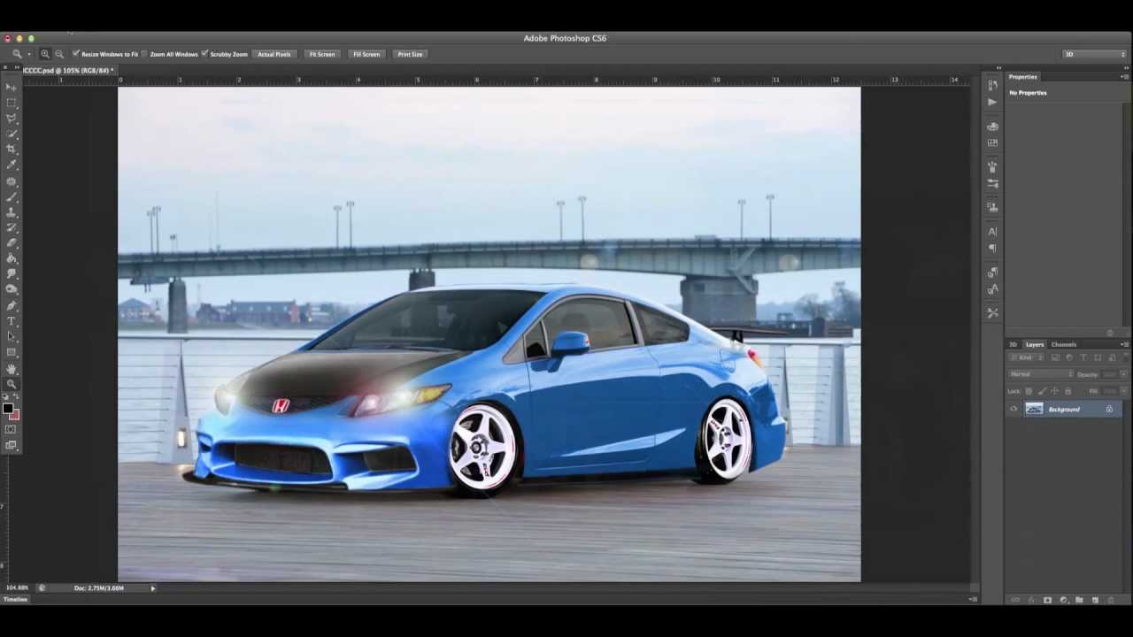 2012 Honda Civic Coupe Modified - YouTube
