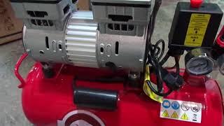 Компрессор Intertool PT-0022 (компрессор безмасляный бесшумный )