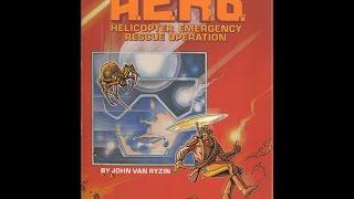 Atari 5200 - H.E.R.O. (1984, Activision)