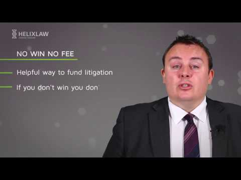 Funding Litigation and Legal Advice | Helix Law