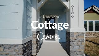 Cadence Independent Living Cottage - 1 Bedroom