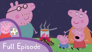 Peppa Pig - Camping (full episode)