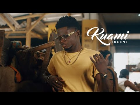 Kuami Eugene - Forget (Official Video)