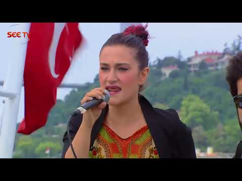 Sunrise From Istanbul - Shoaib Malik - 2015 - Morning Show - SEE TV