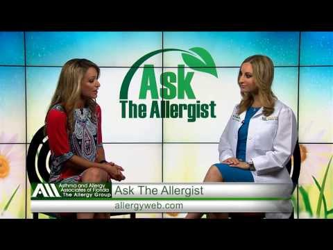 Ask the Allergist - Fire Ants
