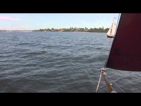 Swan River Retro Yacht Series :race1