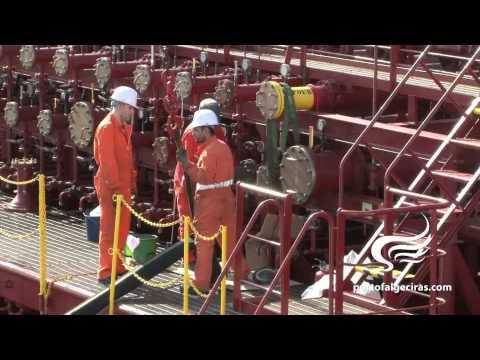 BUNKERING OPERATIONS IN ALGECIRAS BAY