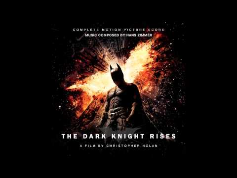 45) All Out War (The Dark Knight Rises-Complete Score)