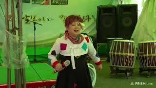 왕비비(나드리품바)/ 절친인 가수 김현미 건어물여사/현…