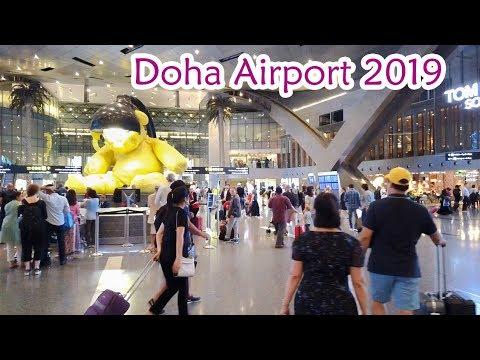 Doha Airport Tour 2019
