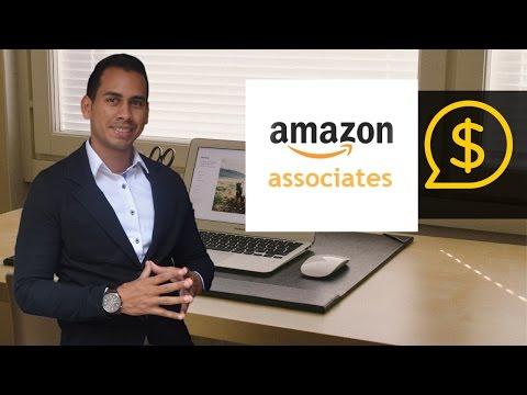 Como Registrarse En Amazon Associates Para Ganar Dinero Como Afiliado CPA