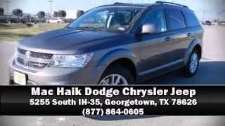 2013 Dodge Journey Sxt For Sale Cedar Park, Tx | Stock #: Dt563708