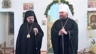 Слово митрополита  Ферапонта в субботу седмицы 7-ой по Пятидесятнице.