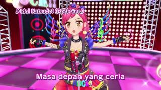 "Lagu Aikatsu! Bahasa indonesia Season 2 ""Idol Katsudo (Rock Ve…"