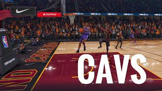 NBA Live 19 PS4 The One:Cavs without Lebron