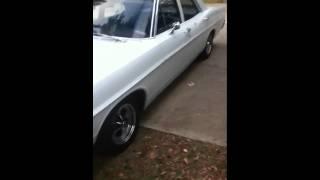 1967 289 exhaust
