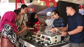 MyRumah Property Showcase: Exciting activities for visitors