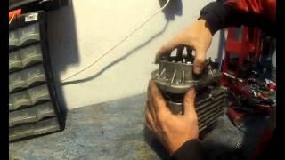 STEP4 shifter karting engine / moteur de karting a boite de vitesse / Motore Cambio karting