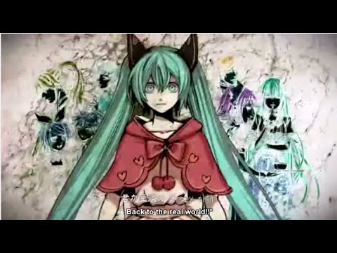 vocaloid ever lasting night fanmade video english