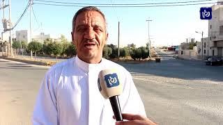 خدمات الصرف الصحي غائبة عن بلدات تابعة للواء الرمثا (23/9/2019)