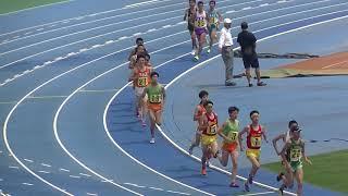 第38回東京都高等学校選抜陸上競技大会 第72回国民体育大会東京都代表選手選考競技会 男子 5000m タイムレース1組