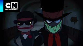 Herausforderung der Black Hat-I | TMTV: Nächte der Angst | Cartoon Network