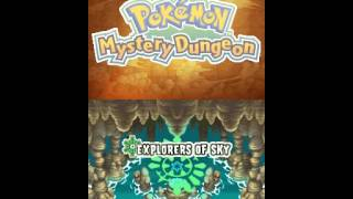 Pokemon Mystery Dungeon Explorers of Sky - Pokemon Mystery Dungeon Explorers of Sky (DS) - User video