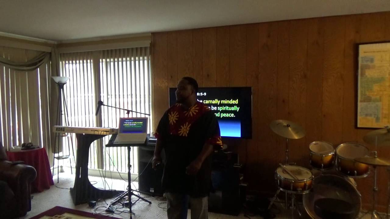 Sabbath Message: Pastor John Tatum Walking in the Spirit PT.2
