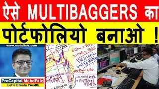 ऐसे MULTIBAGGERS का पोर्टफोलियो बनाओ | Multibagger stocks 2020 | PIDILITE INDUSTRIES Share Price