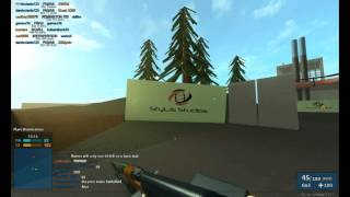 Roblox Phantom Forces first video gameplay RPK (9-10)