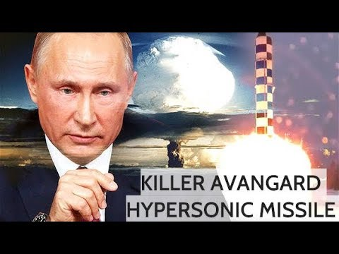 Putin's Answer To Trump: Russia Is GENERATIONS Ahead Of USA With HYPERSONIC Avangard & Kinzhal