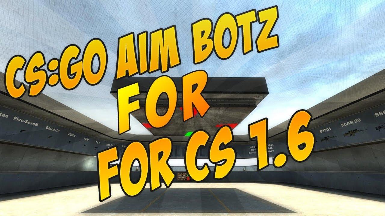 Cs 1. 6 aim map download.