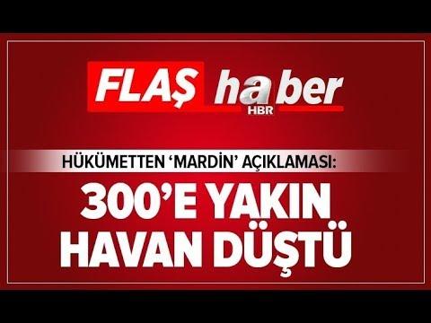 İçişleri Bakanı Soylu: Mardin'e 300'e Yakın Havan Düştü! / A Haber