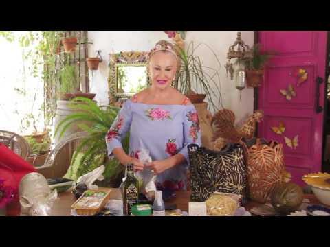 The Mediterranean Diet: Food Shopping  with Beverly Feldman.