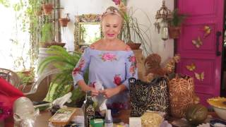 The Mediterranean Diet: Food Shopping  with Beverly Feldman.