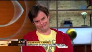 Bill Hader does Charlie Rose impression & Norah O