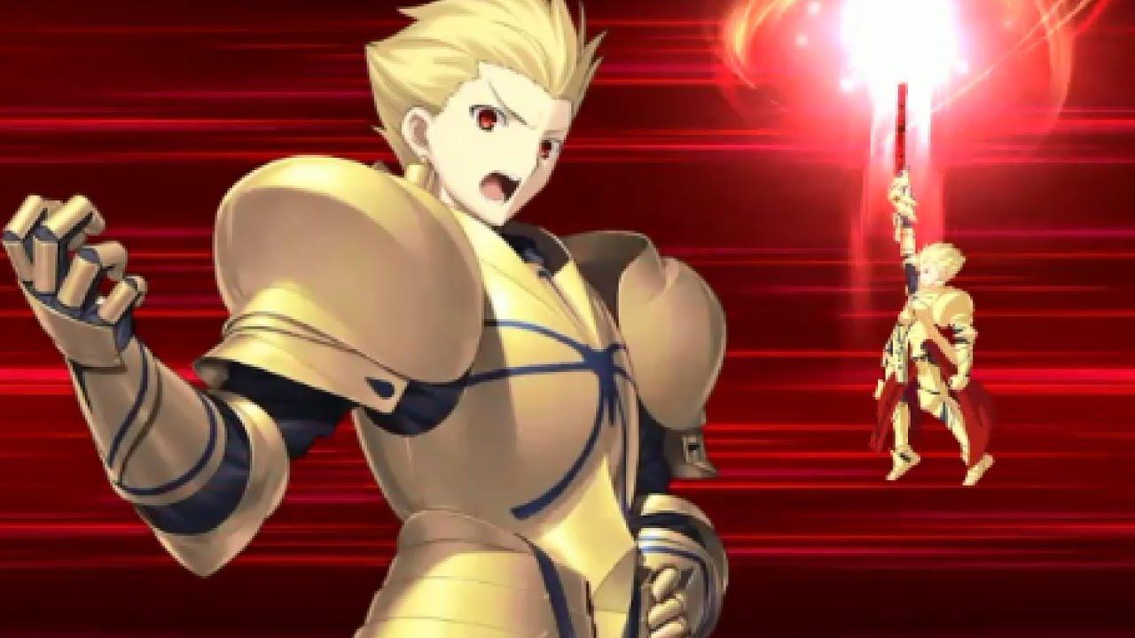 Fate/Grand Order- Cheesing Gawain with Gilgamesh