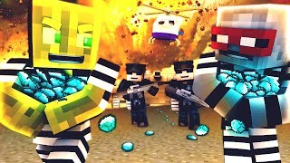 EINBRUCH in die AREA 51?! - Minecraft EINBRUCH