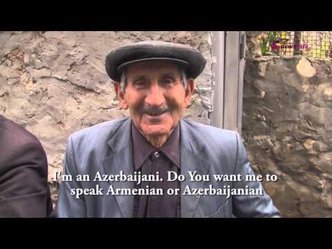 Armenian-Azerbaijani cohabitance