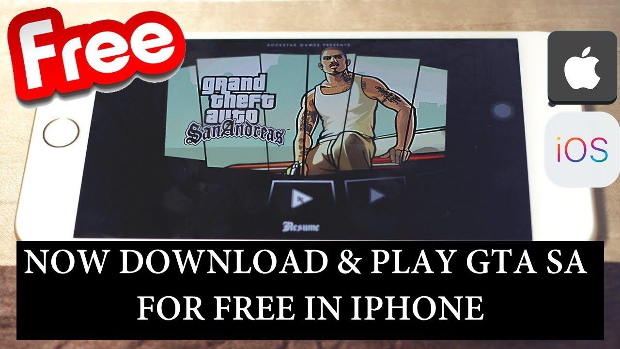 download gta san andreas hack free ios