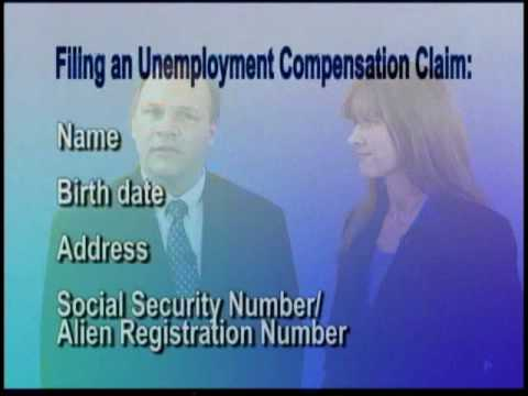 How to File a First-time Unemployment Claim