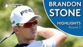 Brandon Stone Highlights   Round 3   Alfred Dunhill Championship 2018