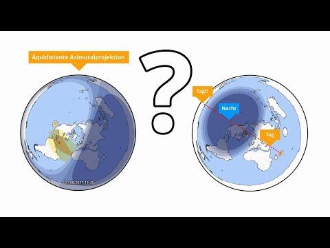 Rob Alphanostrum, die Sonnenfinsternis und Tageszeiten – Fragen an einen Flacherdler – Flat earth thumbnail