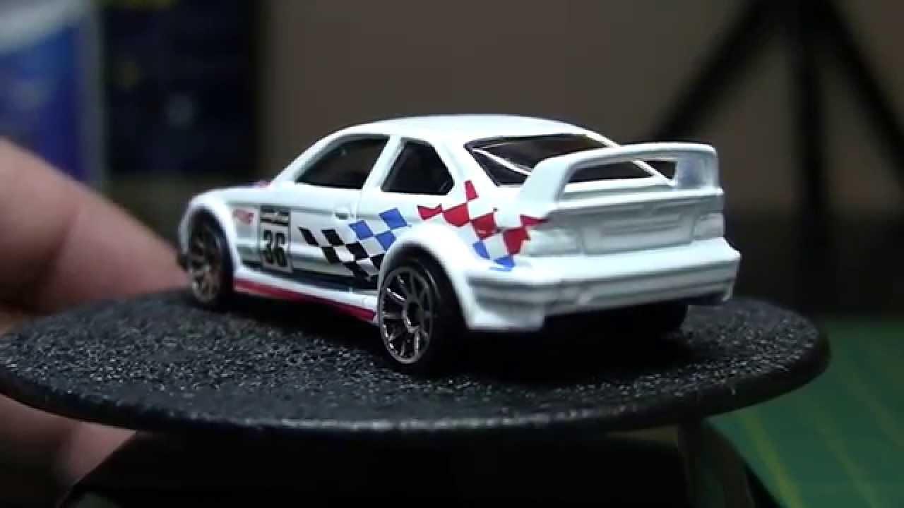 Hot Wheels Bmw E36 M3 Race Youtube