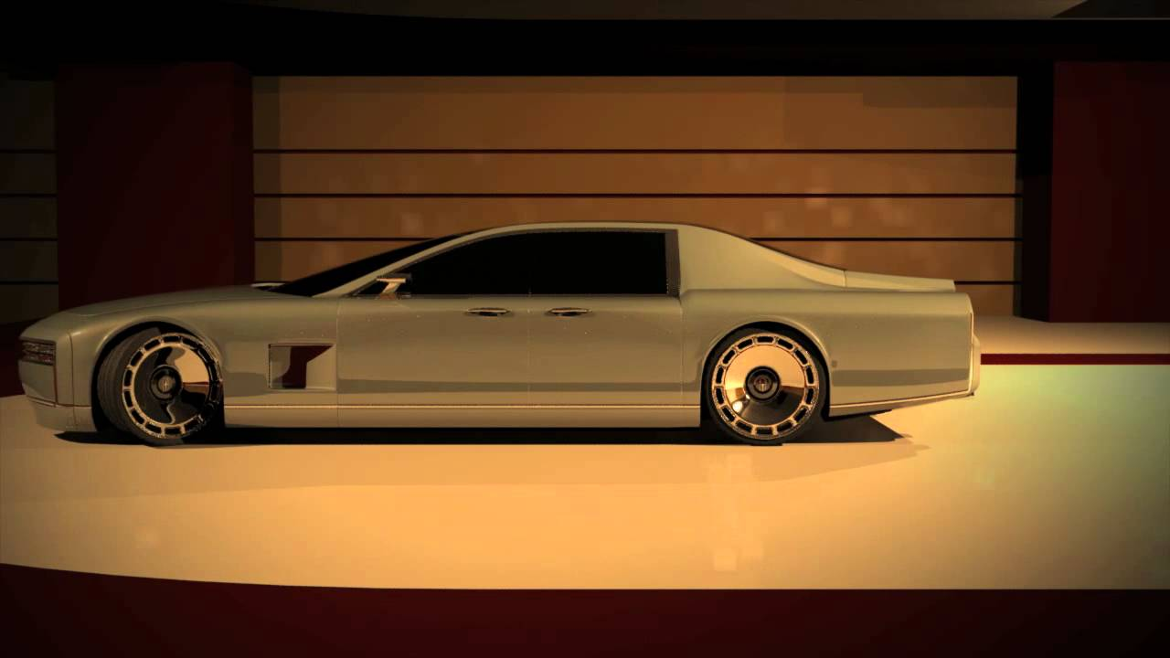 Lincoln Continental Concept Youtube