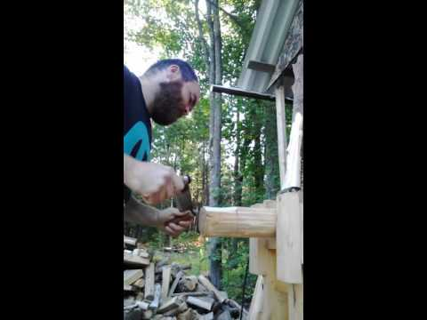 Rockler Log Tenon Maker Doovi