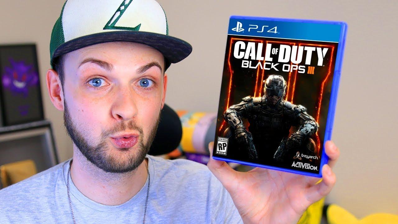 Ali A Returns To Call Of Duty New Guns Youtube