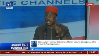 Anambra Governorship Debate Pt 7