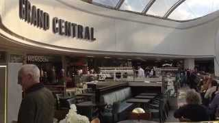 Birmingham New street Grand Central Station walk around