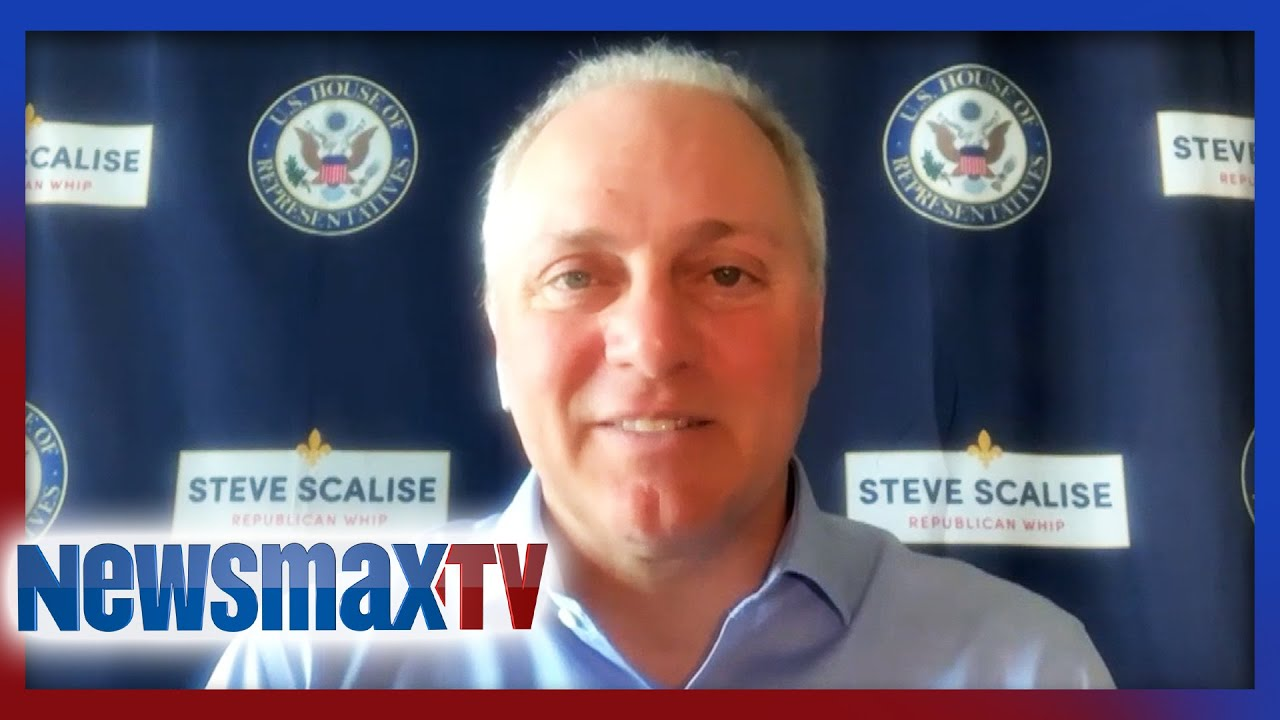 Steve Scalise: The FBI is full of dirty cops